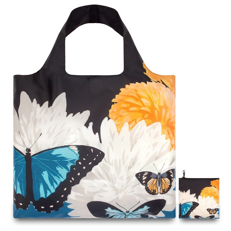 Сумка LOQI FASHION - BOTANY Butterfly